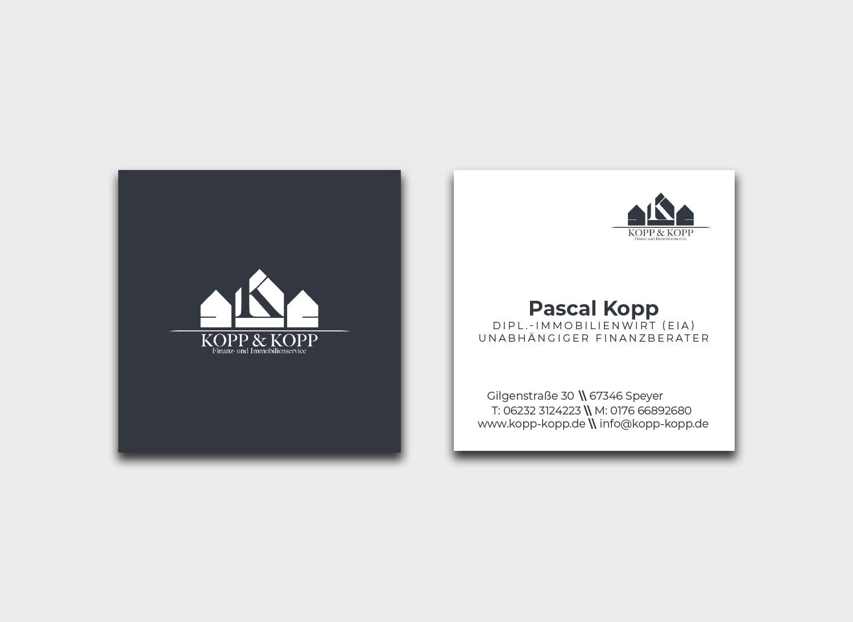 Visitenkarten, Print Design