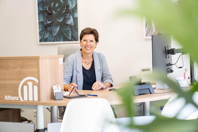 Allianz Agentur Businessfotos