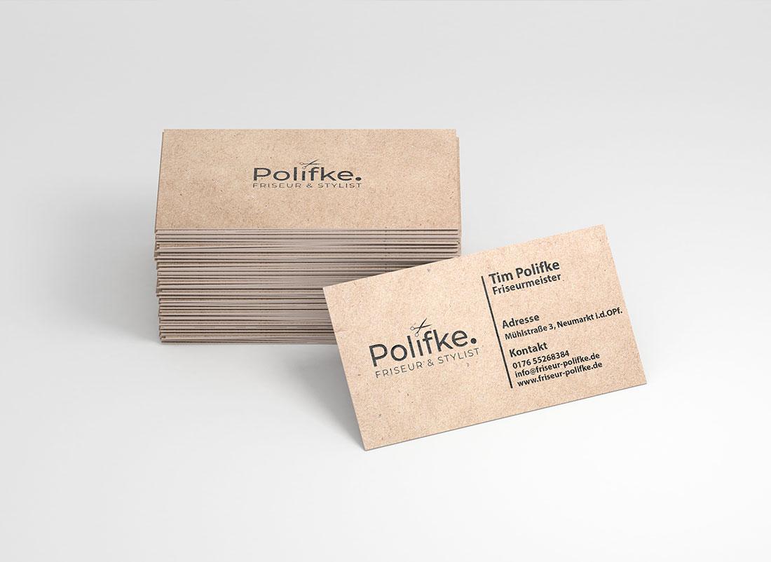 Visitenkarten - Printdesign