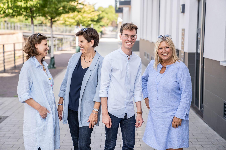 Teamfoto - Allianz Versicherung